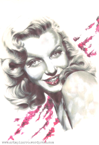 MARILYN MONROE (Some Like is Hot)