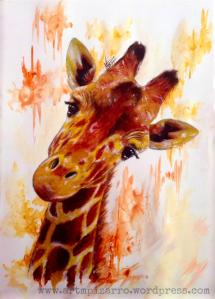 Jirafa-Giraffe