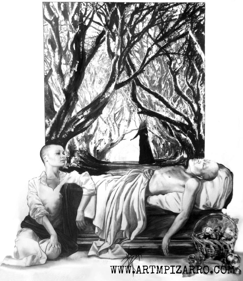 Ilustración realizada para