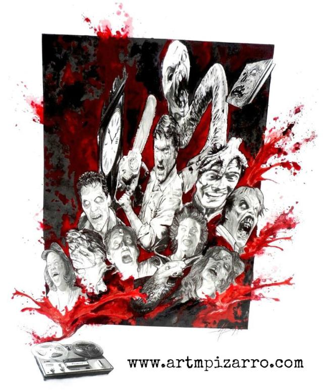 Posesión infernal(1981)Terroríficamente muertos (1987)